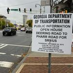 $8M cost scuttles plan to add bike lanes to Peachtree Road in Buckhead