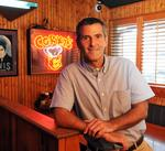 Pelts filling happy customers and business components at Corky's