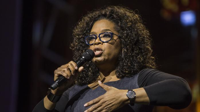 Oprah backs 'March for Our Lives' with $500K donation