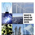 Denver Business Journal presents Who's Who in Energy list for 2015