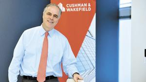 Head of local Cushman & Wakefield office is resigning