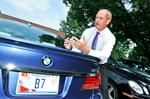 Peter Thorp's many, colorful ties: Maryland angel investor goes extra mile