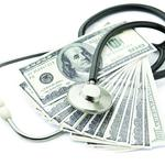 Tax-free health care: who bears the burden?
