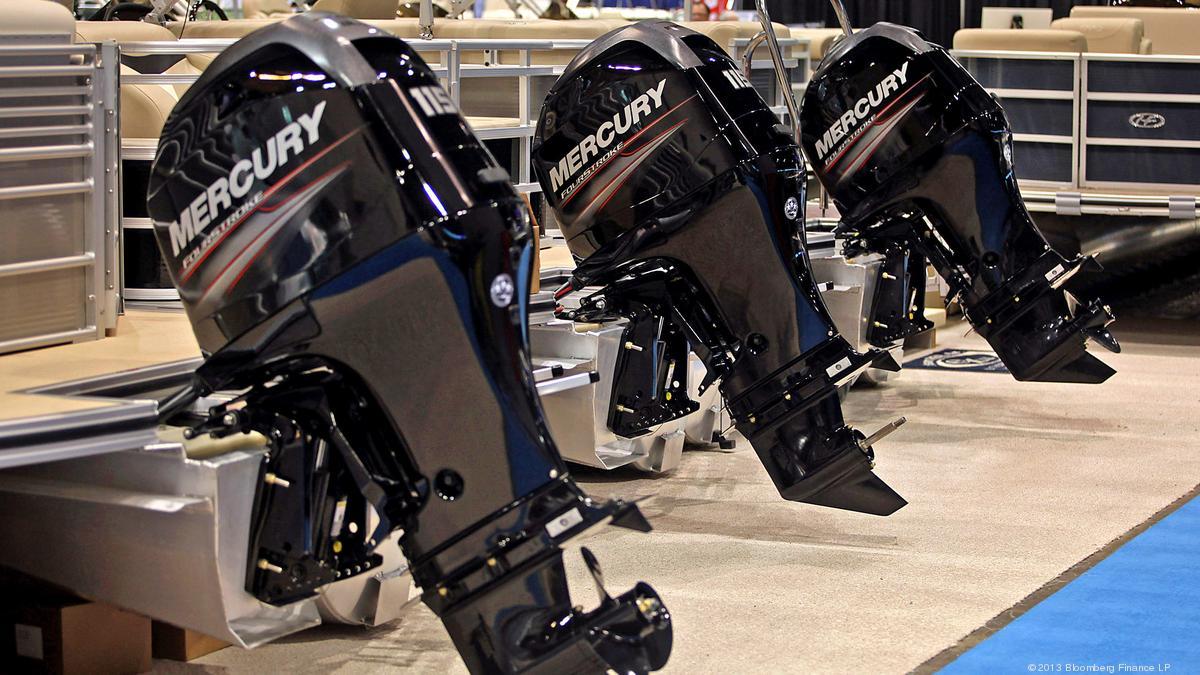 Engine maker Mercury Marine partners with Norwegian tech company to expand  IoT footprint - Milwaukee - Milwaukee Business Journal