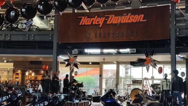 World's largest Harley-Davidson dealership opens in