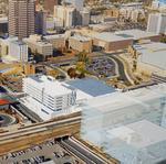 Downtown parking structure would serve Innovate ABQ, Convention Center, Entertainment District