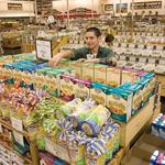 Sprouts still pushing for growth despite Whole Foods, Amazon competition