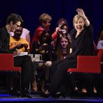 MSNBC forum at Winthrop energizes Democrats