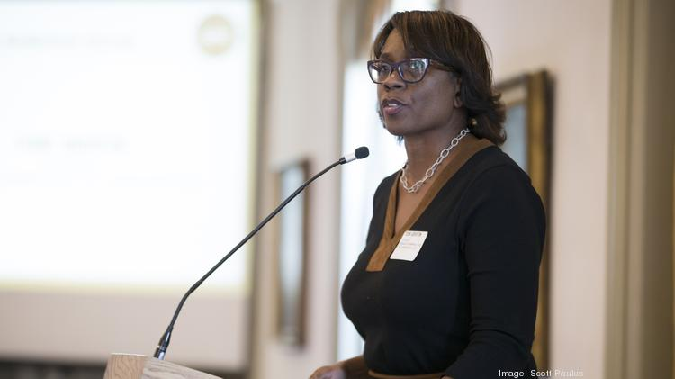 Toni Griffin, founder of Urban Planning for the American City is working for the Greater Milwaukee Committee's downtown task force.