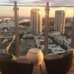 Channel district apartment tower on the market