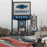 <strong>Byers</strong> Chevrolet confirms move to Grove City, but body shop staying downtown