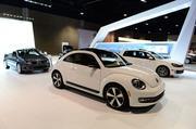 New Volkswagen Beetle