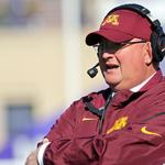 University of Minnesota fires football coach Tracy Claeys