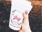 With Starbucks controversy brewing, Dunkin' releases holiday cup