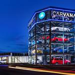 A used-car vending machine company may set up shop in Pittsburgh