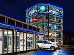 Here's where Carvana is building its 8-story car vending machine