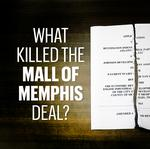What killed the Mall of Memphis deal?