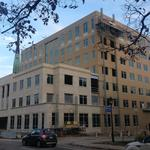 New Oakland office building all but completed after seven years