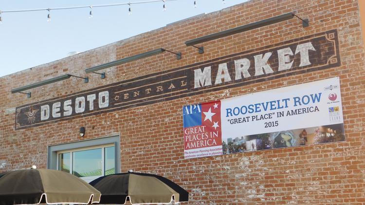 Desoto Central Market Closes Doors And Restaurants Phoenix