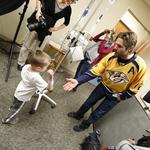 Popular Predator retires from hockey