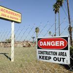 New owner demolishes Sacramento hotel property
