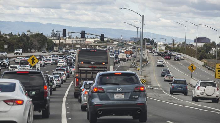 Bay Area traffic congestion hits worst levels ever, with San Jose No. 5 in nation