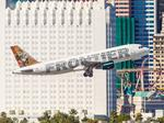 Video appears to show close call between Frontier Airlines jet, drone (Video)