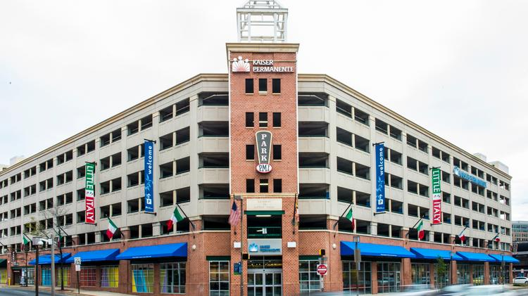 Inside Kaiser Permanente's new downtown Baltimore health