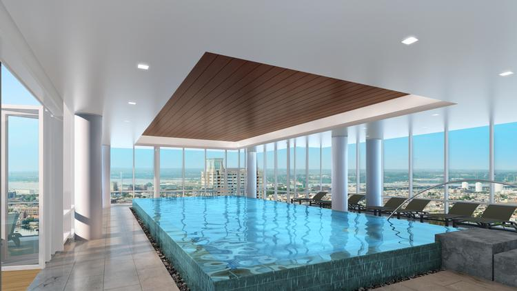 Four Seasons Luxury Condos In Harbor East Hit The Market
