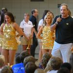 <strong>Pinkel</strong> plans to gameplan his retirement