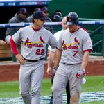 Cardinals eliminated from post-season play