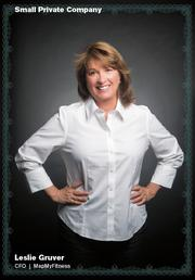 Leslie Gruver is credited with positioning MapMyFitness for sustained, long-term success as a leader in the health and fitness industry. She serves not only as the financial leader of the company, but also as a key member of the executive team and active participant with the board. The company, whose technology does everything from steering runners along routes to tracking food intake, has secured multiple rounds of funding under her watch and continues to deliver strong operational and financial results for investors. The single mother of two also happens to set a great example for achievement-oriented women everywhere.
