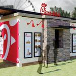 Chick-fil-A plans shipping container restaurant for SkyView Atlanta