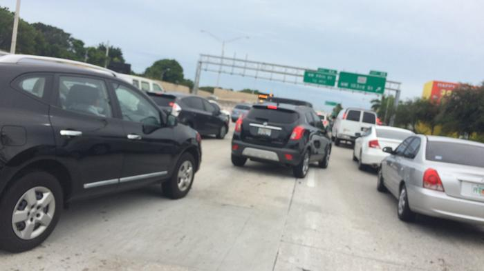 Here's how much it's costing you to sit in traffic
