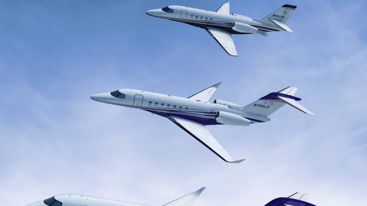 NetJets signs on as Hemisphere launch customer in major Textron