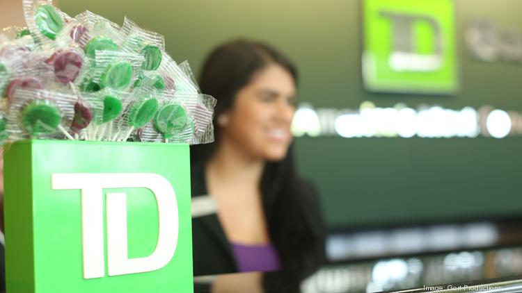 TD is coming to South Boston.