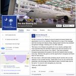South Carolina Boeing, union leaders engage in spirited debate via Facebook