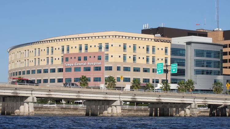 Tampa General Hospital, Sarasota Memorial Hospital among