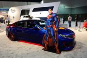 Kia Superman car
