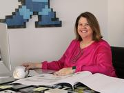 Kristy Pitchford is marrying her idea for a restaurant with the idea of a gaming bar that her husband Randy Pitchford once visited.