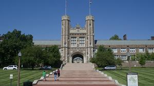 Washington University receives $20 million scholarship gift