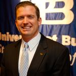UB's <strong>White</strong> headed to Central Florida as athletic director