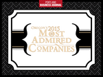 The first look at Oregon's Most Admired Companies of 2015
