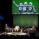 Branding panel talks sponsorships, social media