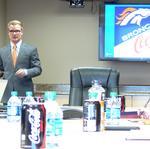 Bringing fizz to biz: CSU students compete on social media campaign for Broncos, Coke Zero
