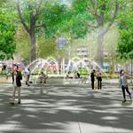 Two architecture firms hired to advance Franklin Park project