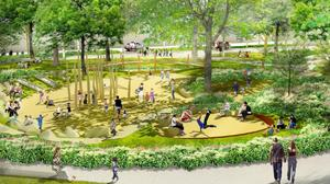 D.C. hiring an architect, setting a timeline for Franklin Park overhaul