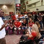 Bucs' female fan program RED lives up to co-owner's vision