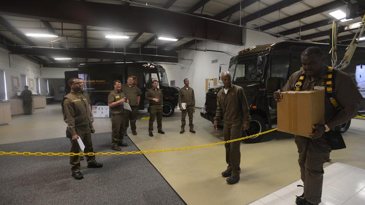 Ups Teamsters Reach Handshake Agreement That Includes Pay
