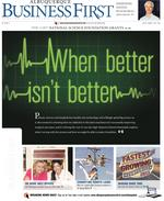 In this week's issue: When better isn't better